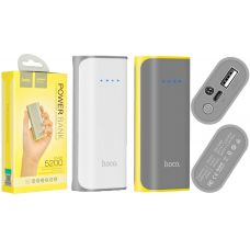 "Power bank HOCO B21 ""Tiny Concave Pattern"" 5200 mAh"