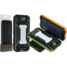 Power Bank Solar SOL-7 15000 mAh