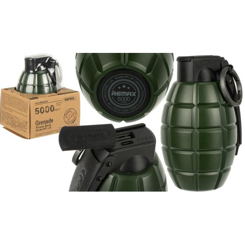 Power bank Remax Grenade RPL-28 5000 mAh