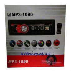 Автомагнитола 1090 (съемная панель ) SD, USB, AUX