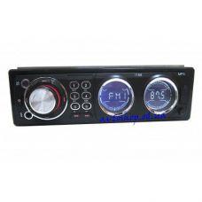 Автомагнитола 1166 (съемная панель +ISO) SD, USB, AUX