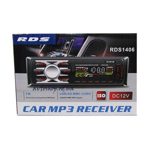 Автомагнитола RDS 1406