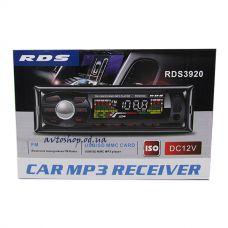Автомагнитола RDS 3920