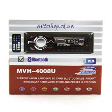 Автомагнитола MVH-4008U Bluetooth