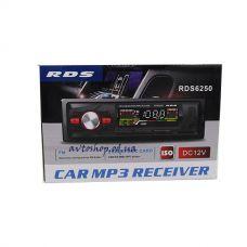 Автомагнитола RDS 6250