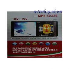 """Автомагнитола МР5 4032В  4.1"""" Bluetooth"""