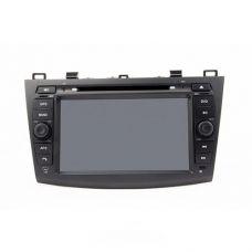 Штатная магнитола Globex GU-M892 Mazda 3 2009-2013