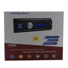 Автомагнитола 1093 ISO