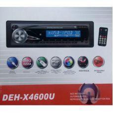 Автомагнитола Pioneer DEH-X4600U Еврофишка + радиатор