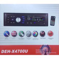 Автомагнитола Pioneer DEH-X4700U Еврофишка + радиатор