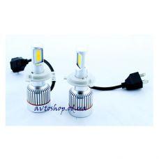 Светодиодная LED лампа H4