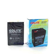 Аккумулятор GDLITE 645 6V 4.5mAh