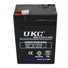 Аккумулятор UKC  RB 640 6V 4A