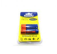 Аккумуляторные батарейки Sogdu 5300mAh