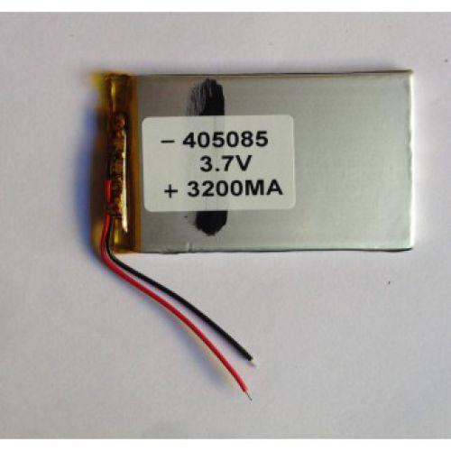 Литий-ионовый полимерный аккумулятор 405085 3.7V 3200 mah