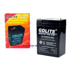 Аккумулятор GDLITE 640 6V 4.0mAh