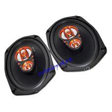 Автомобильная акустика Megavox MET-9674