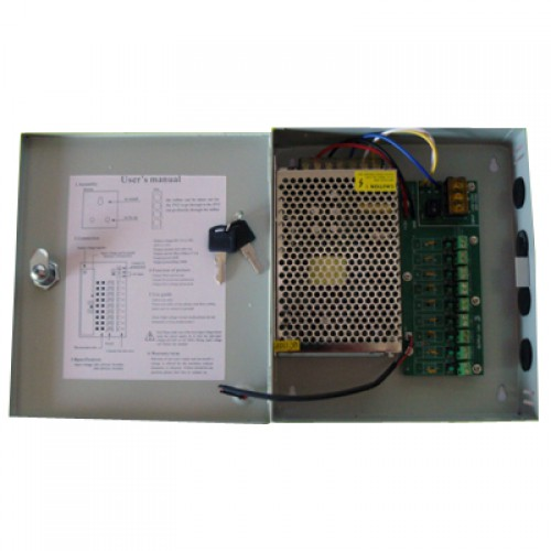 """Блок питания """"BOX 60W 6050 12V-5А"""""""
