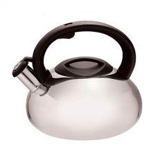 Чайник металлический со свистком 3,0 л MH-0239