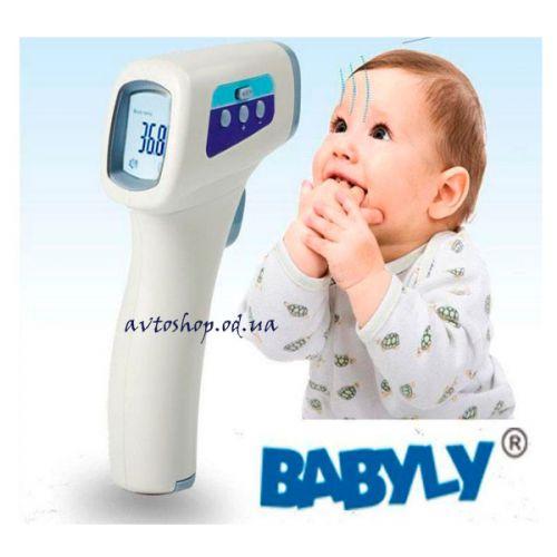 Бесконтактный инфракрасный термометр BabyLy