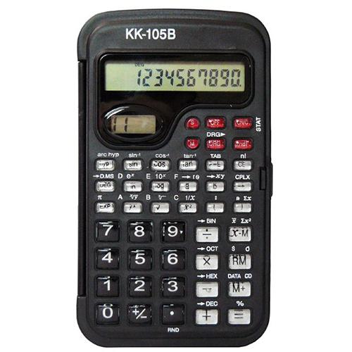 Калькулятор инженерный Kenko 105