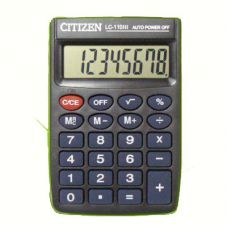 Калькулятор Citizen LC 110