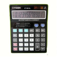 Калькулятор Citizen 5812