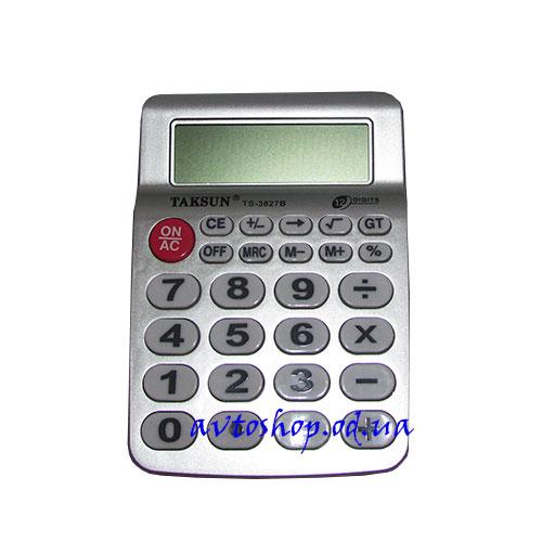 Калькулятор Taksun TS-3827B