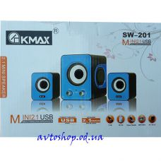 Компьютерная акустика KMAX SW-201