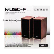 Компьютерная акустика Music-F D9A