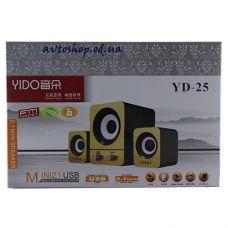 Компьютерная акустика Yido YD-25