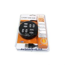 Разветвитель USB HUB P-1021