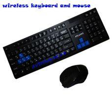Беспроводная мышь и клавиатура HK3930