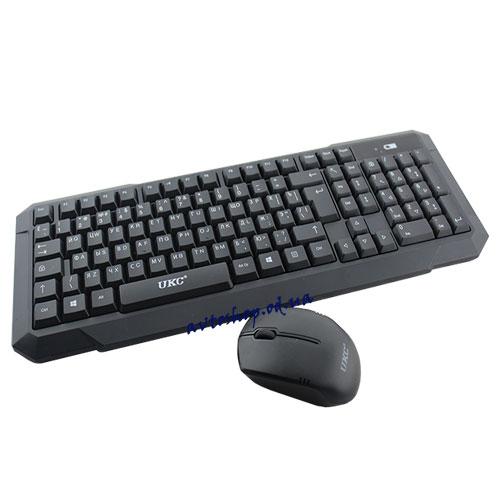 Беспроводная мышь и клавиатура HK-118