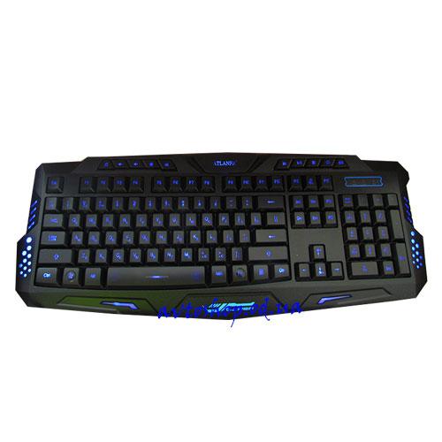 Клавиатура Atlanfa Tricolor M200