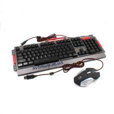 Набор клавиатура + мышка LED GAMING К33