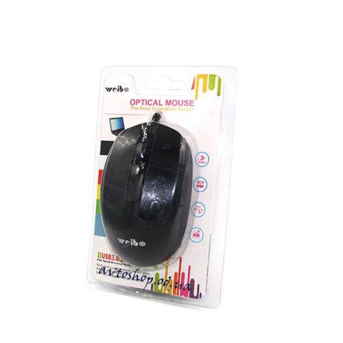 Мышка проводная Weibo 013 USB