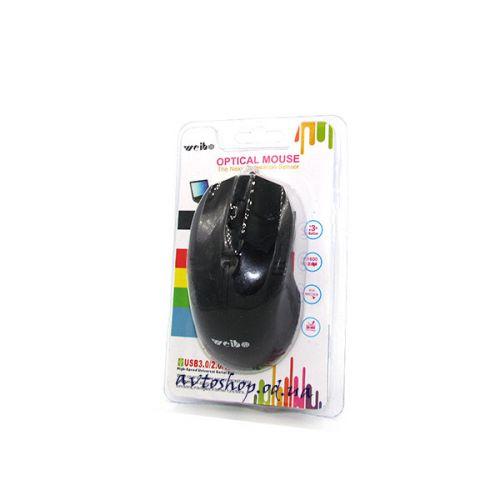 Мышка проводная Weibo 014 USB
