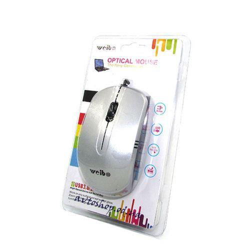 Мышка проводная Weibo 016 USB