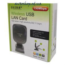 Сетевая карта USB Wi-Fi EDUP IEEE 802.11 EP-8572
