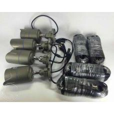 Комплект видеонаблюдения Dvr Kit 4Ch+ 4 камеры AHD 3704