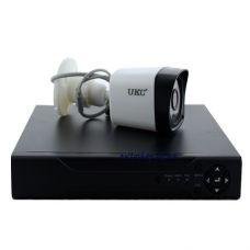 Комплект видеонаблюдения DVR KIT D001 4 камеры