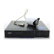 Комплект видеонаблюдения DVR KIT D001 8 камер