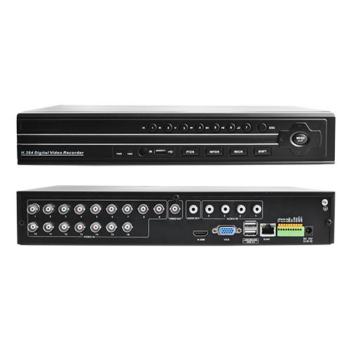 Видеорегистратор LUX-K8216H