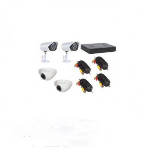 Комплект видеонаблюдения Dvr Kit 4Ch+ 4 камеры AHD 7904 CH