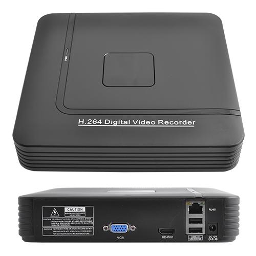Видеорегистратор LUX-N1008F