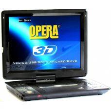 Портативный DVD Opera OP 1750 3D