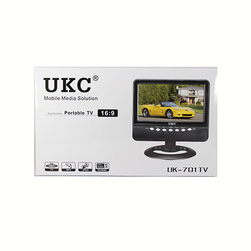 Телевизор UK701 USB/SD (7 дюймов)