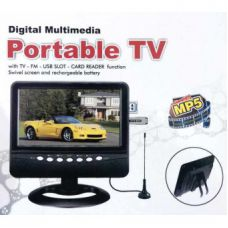 Телевизор DA901 T2 USB/SD (9 дюймов)