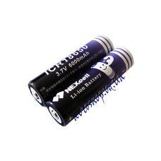Аккумулятор NEXcell-18650 6000mAh